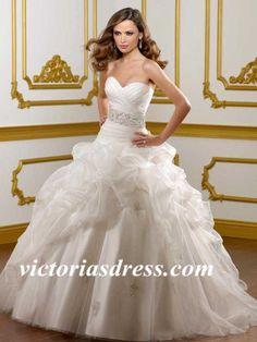 2015 Style Wedding Dresses #DS119
