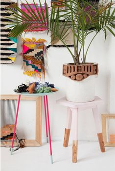 Urban Outfitters - Features - New Friends- I wanna learn to weave!