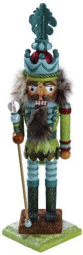 Hollywood Nutcrackers Kurt Adler 18-Inch Hollywood Green Nutcracker by Hollywood Nutcrackers, http://www.amazon.com/dp/B007S7WHXQ/ref=cm_sw_r_pi_dp_-neKrb1JJPW1Q