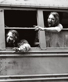 "The Walking Dead ""Inmates"""