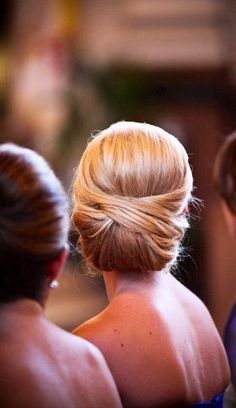 Beautiful Chic Up-Do