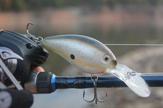 Livingston Lures. Photo copyright Brad Wiegmann Outdoors. http://www.bradwiegmann.com/lures/hard-baits/1073-the-difference-is-clear-with-livingston-lures.html