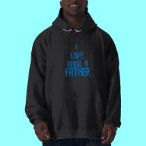 I love being a father t-shirts by Artists4God