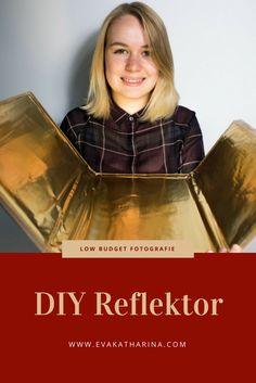In diesem DIY zeige ich dir, wie du ganz einfach und billig deinen eigenen Reflektor bauen kannst.
