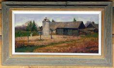 James J. Ingwersen, The Farm, oil