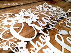Silhouette Cameo SVG Papercutting file 'Create What by SASCreative