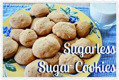 Honey whole wheat cookies Sugar Cookies Recipe, No Bake Cookies, Sugarless Cookies, Baking Recipes, Cookie Recipes, Whole Wheat Cookies, Cookies For Kids, Kids Meals, Sweet Tooth