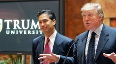 Adding another twist to arguably what any reasonable person would consider a travesty of justice – or certainly an abuse of judicial powers in the Trump University class action lawsuit case, Horn News recently learned that the law firm dragging Trump University through the mud has deep financial ties to the Clinton's — and has …