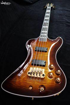 Waghorn RD Artist bass....K