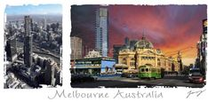 Flinders Street Station Melbourne Australia PC040