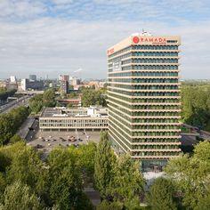 Ramada Hotel Design: ZZDP Architecten Commissioner: Pronam B.V.