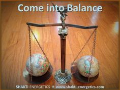 Want more balance? Learn how to find it from within via meditation training or a personalized retreat with Shakti Energetics.  Learn more at: http://www.shakti-energetics.com/workshops-retreats/