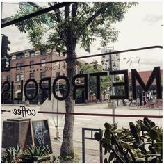 Metropolis Coffee - Ellsworth & Broadway - Denver