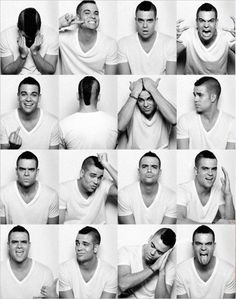 mark salling... Yeah I'd put this in my house... Somewhere... :)