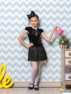 Perlitta PRA051616 платье для девочки нарядное