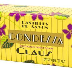 Claus Porto: Guest Soap Condessa - Sabonetes para Convidados