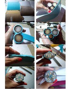 Bildergebnis für Polymer Clay Canes Tutorials