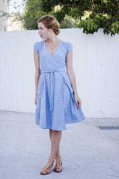 classic, pretty dress