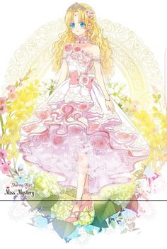 Athanasia - Who made me a princess - Athanasia – Who made me a princess - - Gekiga Manga Kawaii Anime Girl, Anime Art Girl, Manga Girl, Anime Love, Beautiful Anime Girl, Anime Lindo, Manhwa Manga, Anime Couples Manga, Anime Angel
