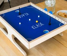 Klask The Magnetic Game of Skill, that you must have in your home! Combining the best parts of Foosball and Air Hockey - CoolShitiBuy.com