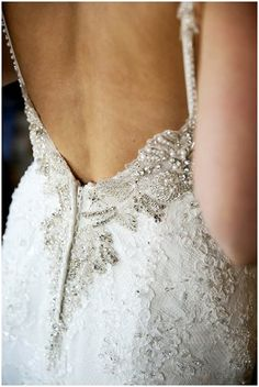 Maggie Sottero Beaded Wedding Gown, Logan Walker Photography  - http://fabyoubliss.com/2015/08/13/elegant-new-years-eve-park-city-wedding