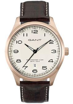 Gant Montauk W71303 #gantklockaherr  #herrklocka