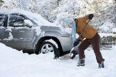 So wird das Auto winterfit