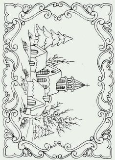 Christmas Coloring Pages Christmas Coloring Pages, Coloring Book Pages, Coloring Sheets, Kids Coloring, Christmas Colors, Christmas Art, Christmas Baubles, Christmas Stencils, Handmade Christmas