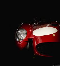 1957 Ferrari Testa Rossa 250 TR