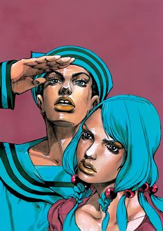 "ryulongd: "" All of the clean Ultra Jump covers for JoJolion so far """