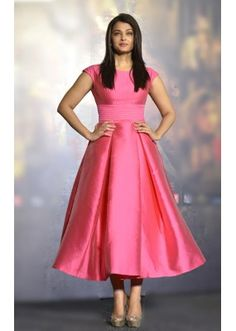 Bollywood Replica - Party Wear Readymade Pink Gown - 70818