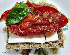 Gaga u kujni: Sušeni paradajz
