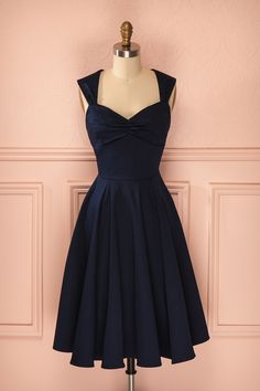 Short Homecoming Dress,Navy Blue Homecoming Dress,Homecoming Dresses,Short Prom…