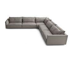 formas suaves y confort acogedor gracias a la doble costura asociadas a la ligereza
