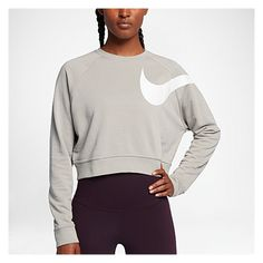 b9d563e614e50c Nike Versa Graphic Crop Top - Women s