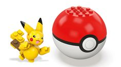 More accurately the Pokémon Mega Construx are coming, as Nintendo's pocket monsters become the latest license to join Mattel's recently re-branded line of construction toy sets. Anything is better than Ionix. Lego Pokemon, Pokemon Sets, Toys R Us, Kids Toys, Building Sets For Kids, Game Informer, Original Tv Series, Popular Pokemon, The Originals Tv