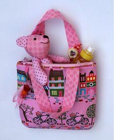 L_L_S / Taštička dievčatkovská na macka. Lunch Box, Bags, Handbags, Dime Bags, Lv Bags, Purses, Bag, Pocket