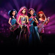 Barbie Full Hindi Movie – Barbie in Rock N Royals 2015 || Disney Cartoon Full In… | Barbie ...