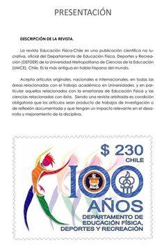 Educación Física-Chile | Revistas de Educación Física, Ciencias del Deportes, actividad física... | Scoop.it