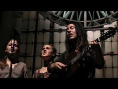 "▶ The Gundersen Family ""Helplessly Hoping"" LIVE at CATHEDRALS 1 - YouTube"