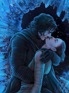 Liebe in Eis