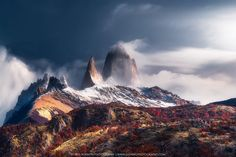 ***Autumn in Patagonia (Argentina) by Greg Boratyn on 500px