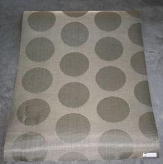 "Brass Dot Pattern Woven Vinyl Rug 3' x 2'2"" by Chilewich NEW"