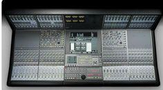 Solid State Logic SSL C-300 C-332 HD Audio Mixer / Master Studio System