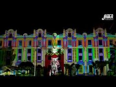 JADER Production at Cosmolights 2020 Projection Mapping in Kavala Greece Projection Mapping, Greece, How To Memorize Things, The Creator, Make It Yourself, 3d, Greece Country