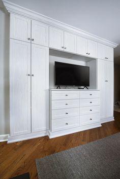 Beautiful Bedroom Wardrobe Closet on Home Inteior Ideas 7050 Built In Bedroom Cabinets, Bedroom Built In Wardrobe, Bedroom Built Ins, Closet Built Ins, Bedroom Closet Design, Master Bedroom Closet, Bedroom Furniture Design, Wardrobe Closet, Closet Designs