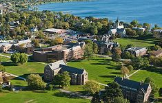 Hobart and William Smith Colleges Geneva, New York. My in-laws were grads and married there. Smith College, College Campus, College Fun, Hobart College, Hobart And William Smith, Green Jobs, Liberal Arts College, Green School, Environmental Studies