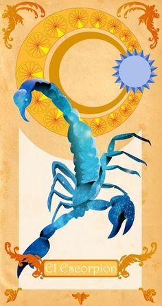 Scorpio ★ El Escorpion