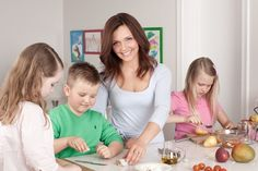 """I think it is very clever indeed to raise children from start on wholesome nutritious organic foods since old habits die hard. These habits will follow them always, haunt them forever, a big high five to that! Also explain to your children why you want their """"fuel"""" to be first class so they become team players at home. At the same time remember that exceptions do not matter, they are a necessary part of a lovely, relaxed and happy life! - See more at:"""