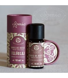 Indiai rózsafa (Bois de rose) illóolaj, 10 ml Perfume Bottles, Beauty, Beauty Illustration